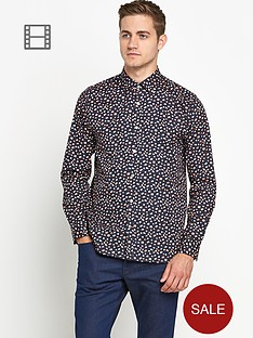 ted-baker-mens-long-sleeved-floral-print-shirt
