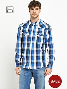 wrangler-mens-check-long-sleeved-shirt