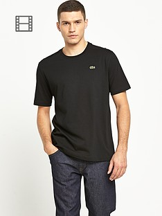 lacoste-mens-plain-t-shirt