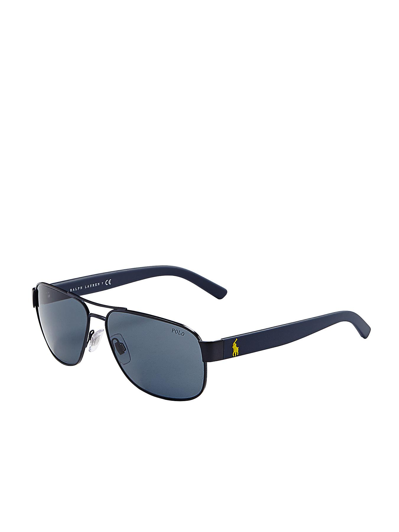 Polo Ralph Lauren Sunglasses - Blue - Blue, Blue