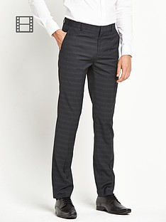 taylor-reece-mens-slim-fit-check-suit-trousers-black