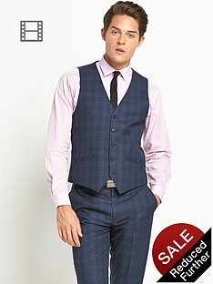 taylor-reece-mens-slim-fit-big-check-suit-waistcoat
