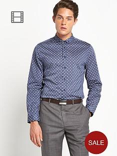 taylor-reece-mens-penny-collar-print-shirt-denim-blue