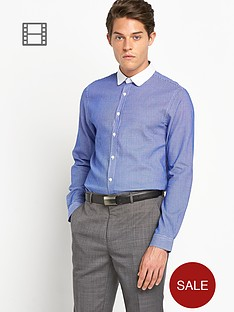 taylor-reece-mens-micro-check-blue-shirt-with-white-collar