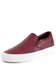 vans-classic-slip-on-check-plimsolls