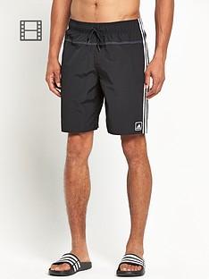 adidas-mens-3-stripe-shorts