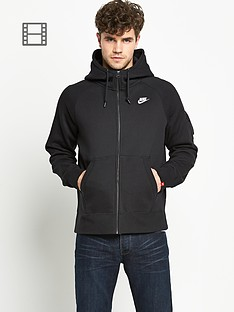 nike-aw77-mens-fleece-full-zip-hoody