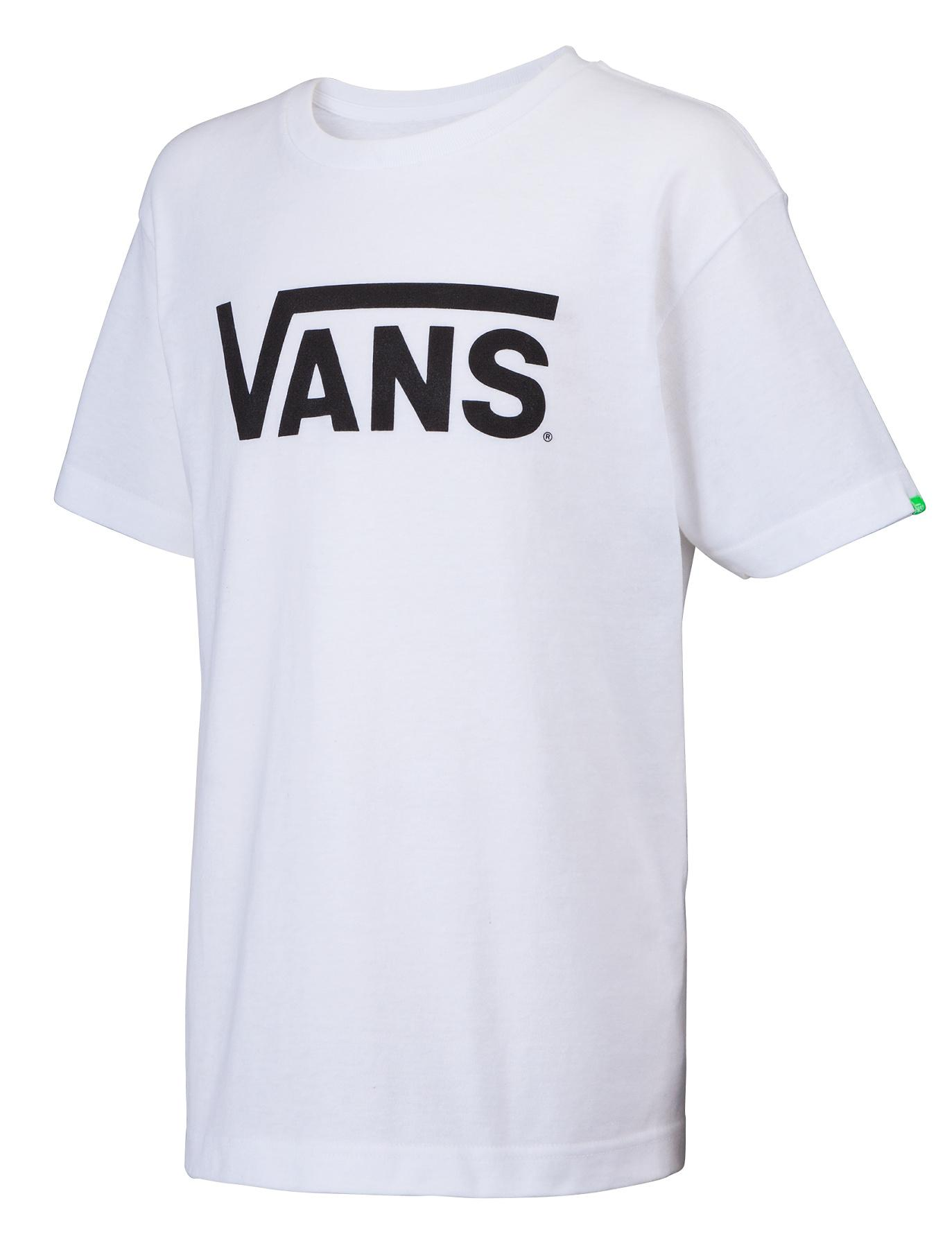 Vans Youth Boys Classic T-shirt - White, White