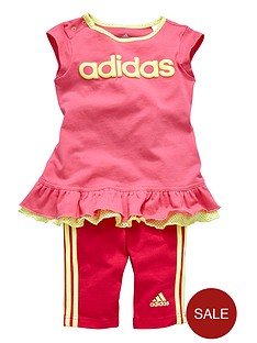 adidas-little-girl-ruffle-vest-and-pull-ons-set-2-piece