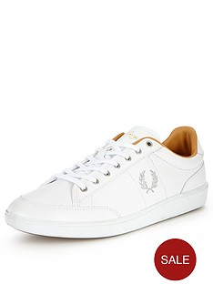 fred-perry-hopman-mens-leather-trainers