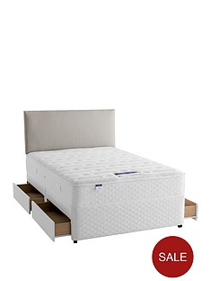 silentnight-miracoil-7-ice-latex-divan-bed-with-optional-storage