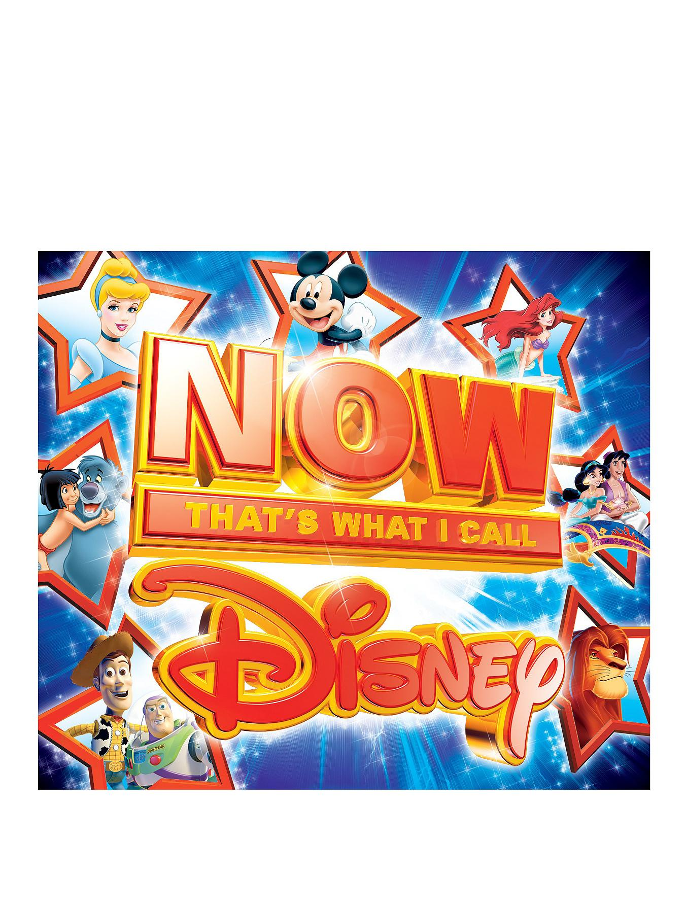 Disney Now That's What I Call Disney - CD