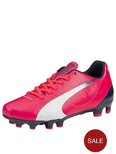 puma-junior-evospeed-53-firm-ground-football-boots