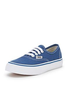 vans-authentic-junior-trainers