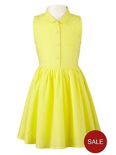 name-it-girls-crinkle-shirt-dress