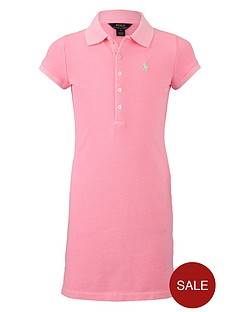 ralph-lauren-neon-polo-dress