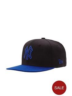 new-era-junior-new-york-yankees-mesh-snapback-cap