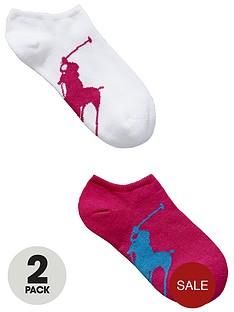 ralph-lauren-girls-socks-2-pack