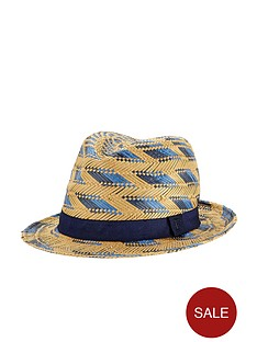 french-connection-mens-trilby