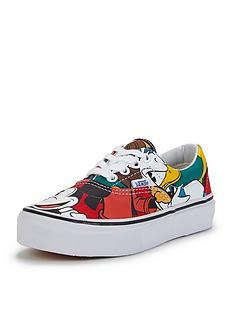 vans-era-disney-mickey-and-friends-junior-plimsolls