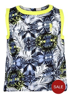 name-it-lmtd-girls-silky-palm-print-tank