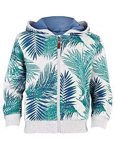 name-it-lmtd-boys-palm-zip-through-hoodie