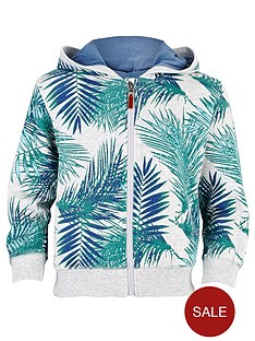 name-it-lmtd-boys-palm-zip-through-hoodie
