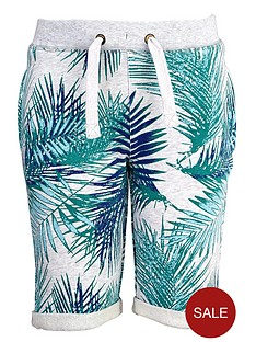 name-it-lmtd-boys-palm-print-sweat-shorts
