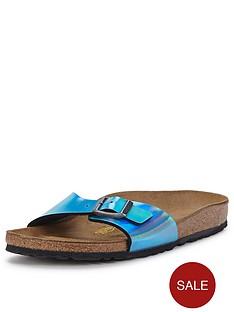birkenstock-madrid-mirror-blue-sandals