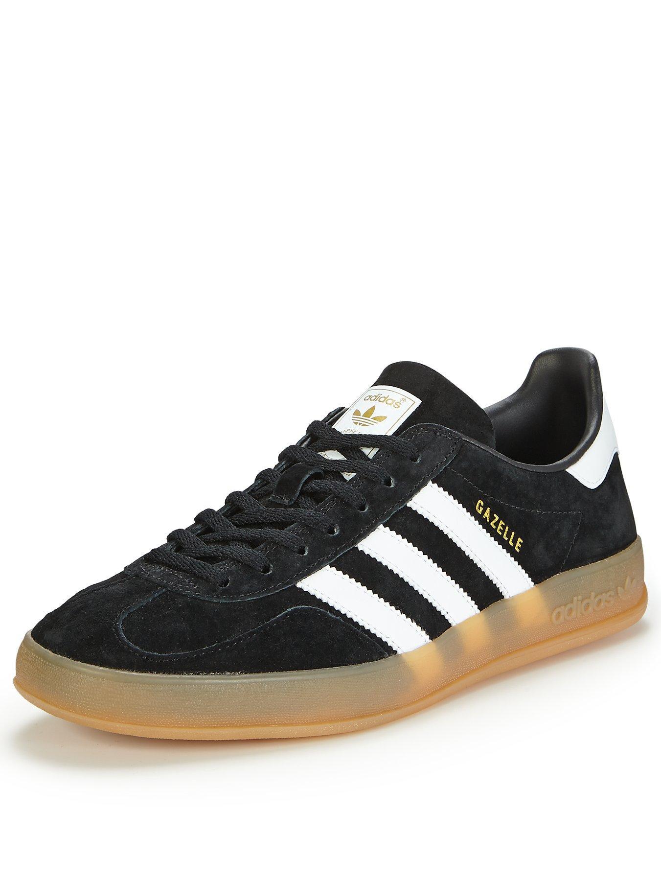 Adidas Originals Gazelle Indoor Trainers Grey