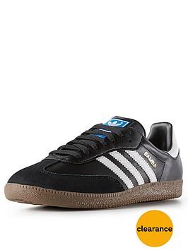 adidas-originals-samba-trainers-blackwhite