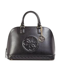 guess-amy-dome-bag-black