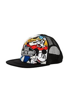 vans-classic-patch-disney-mickey-and-friends-trucker-cap