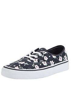 vans-authentic-floral-plimsolls