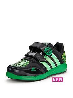 adidas-disney-avengers-lo-cf-junior-hulk-trainers