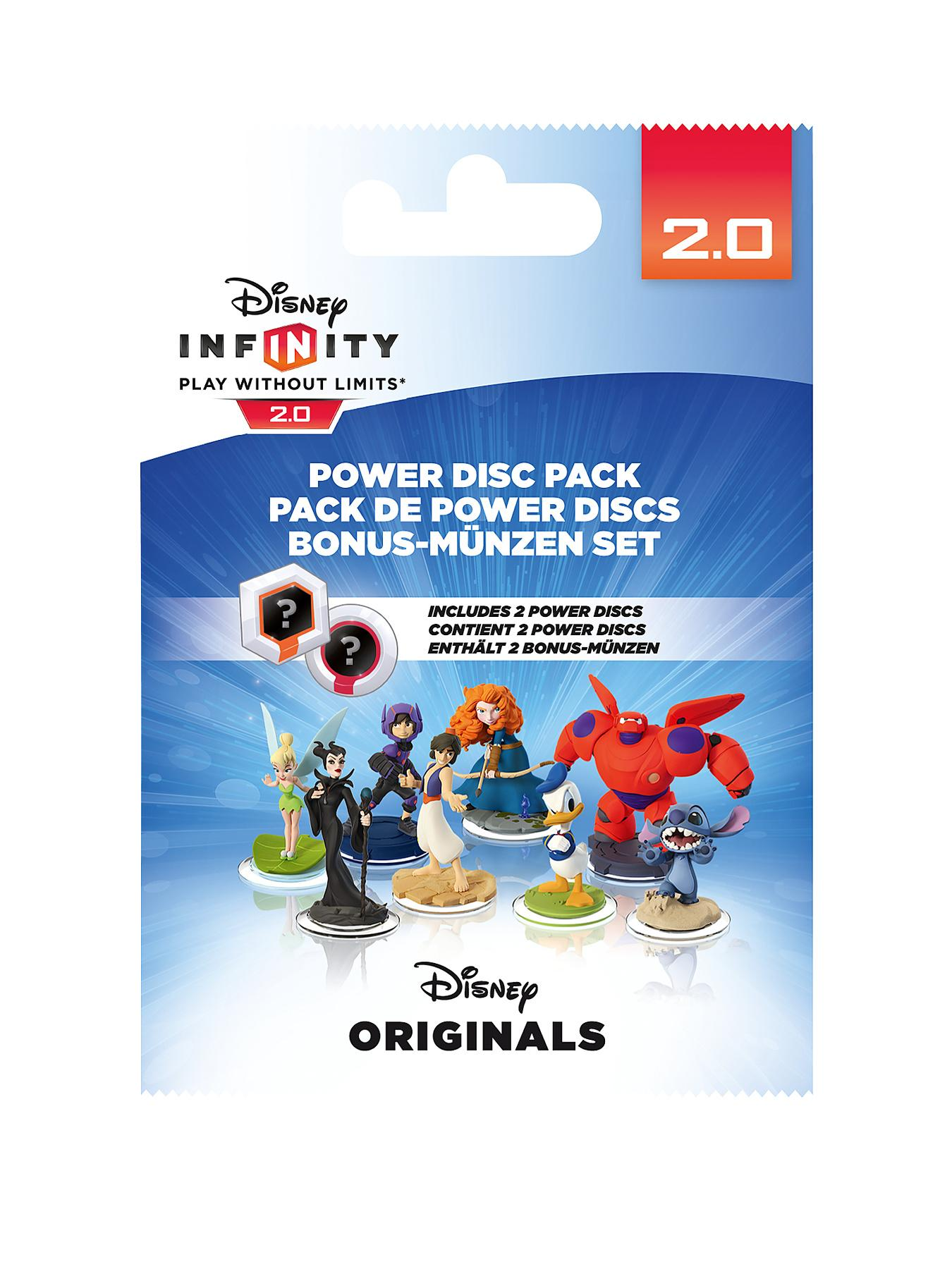 Disney Infinity 2.0 Originals Power Discs
