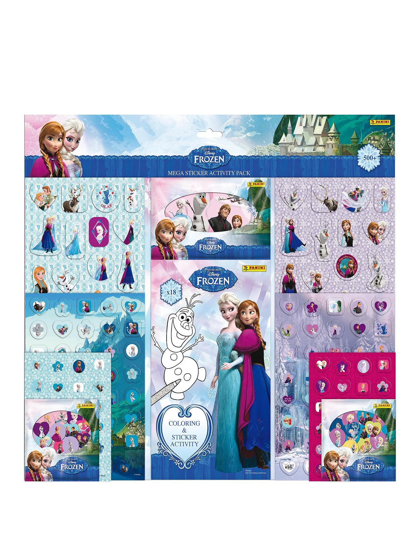 Disney Frozen Mega Sticker Activity Pack