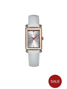 ted-baker-rose-gold-case-white-leather-strap-ladies-watch