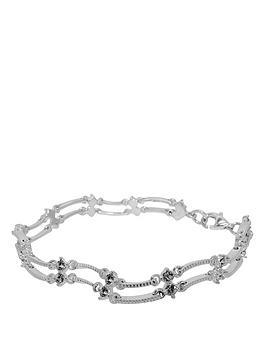 love-gem-sterling-silver-cubic-zirconia-set-double-row-bracelet