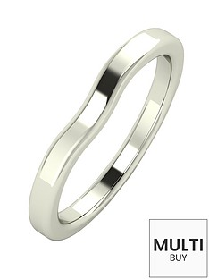moissanite-9-carat-white-gold-fitted-wedding-band-25mm