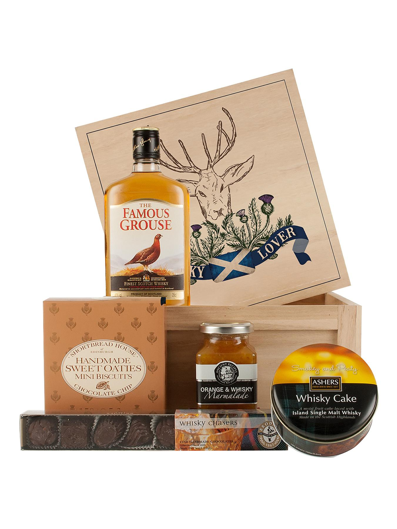 Virginia Hayward The Whisky Lovers Box
