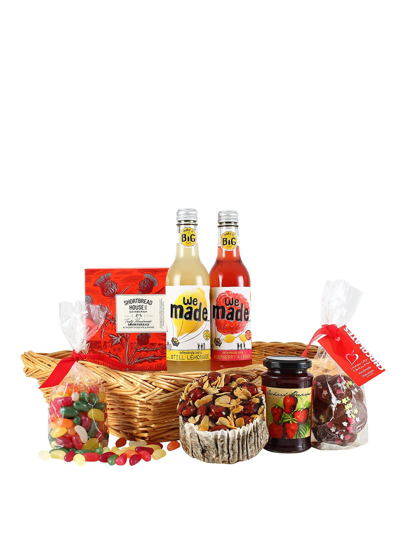 Virginia Hayward Non Alcoholic Treats Basket