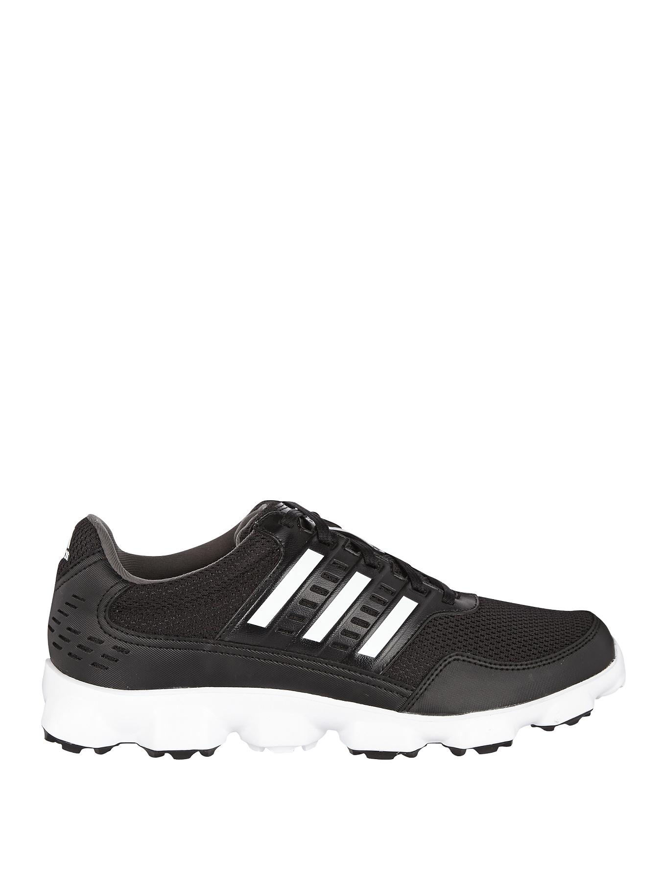 adidas Crossflex Sport Trainers - Black/White