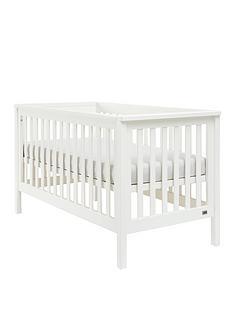 mamas-papas-arlington-cot-bed-white
