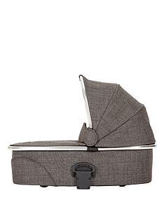 mamas-papas-chrome-carrycot-chestnut-tweed