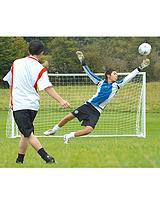 8 x 4ft PVC Football Goal