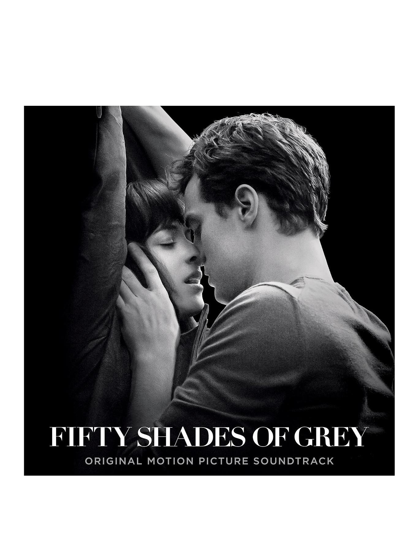 Fifty Shades of Grey Original Motion Picture Soundtrack - CD
