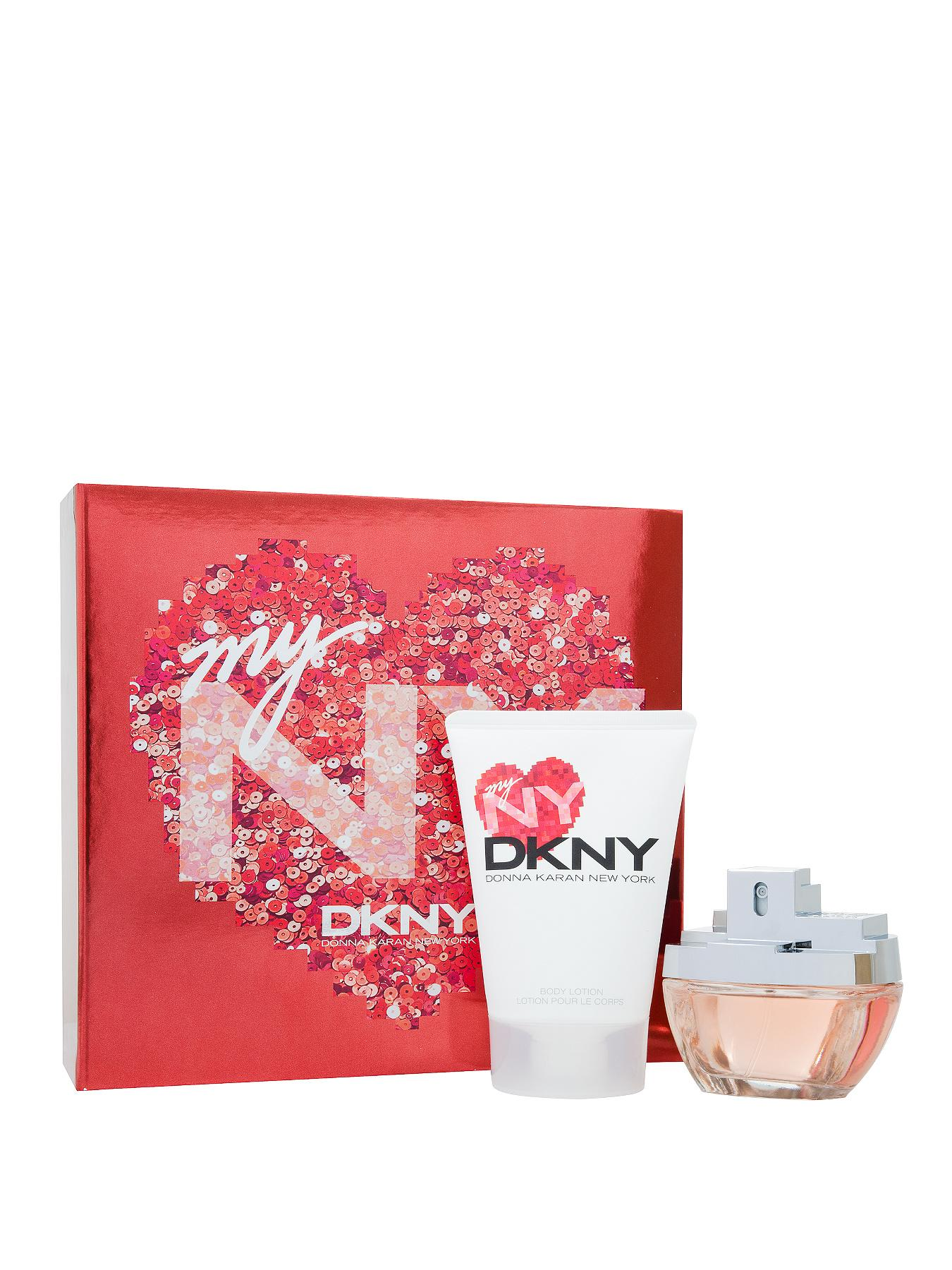 DKNY MyNY 50ml EDP. Body Lotion and Pouch Gift Set