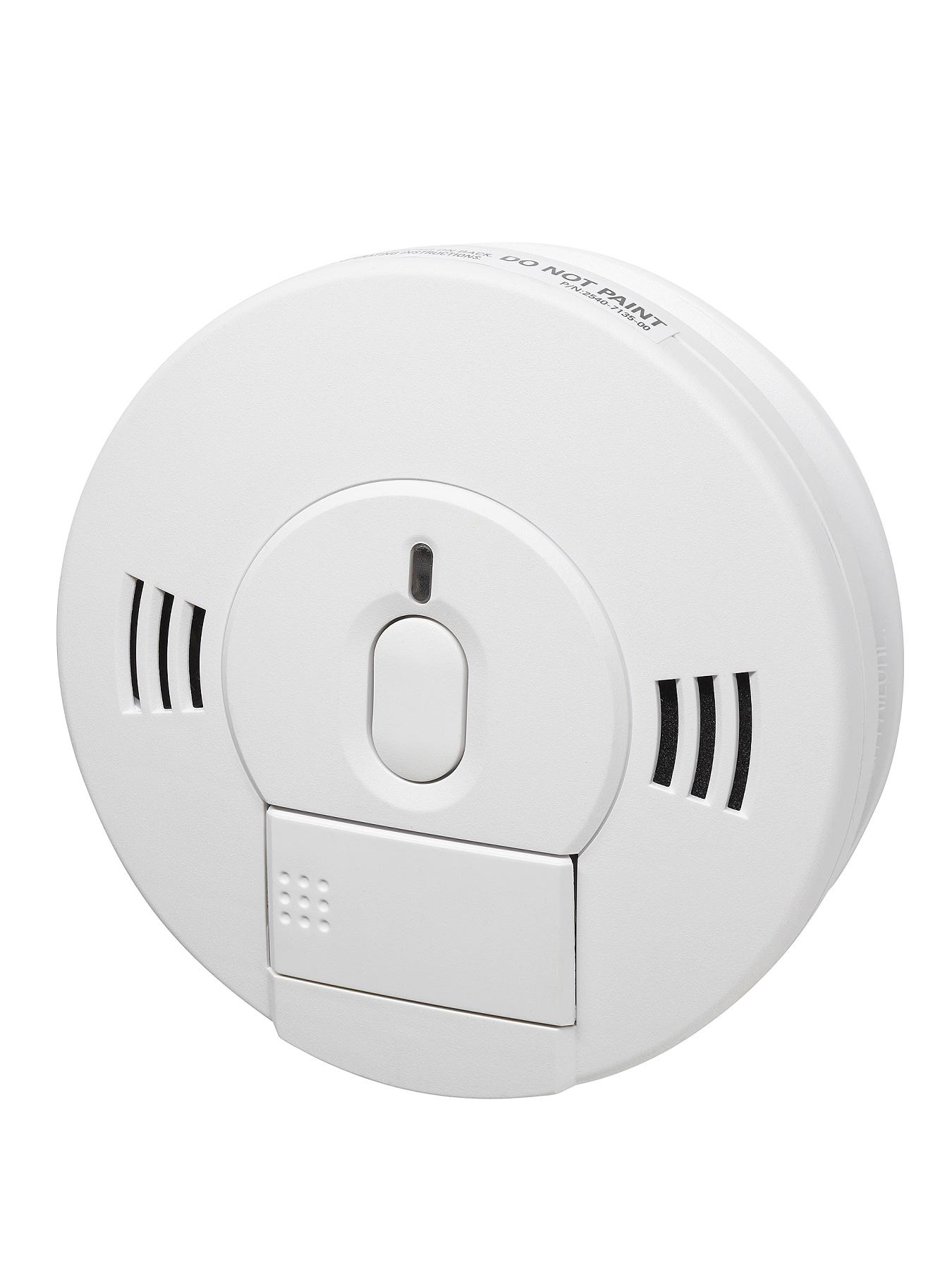 Kidde 10SCO 10 Year 2-in-1 Smoke and Carbon Monoxide Alarm