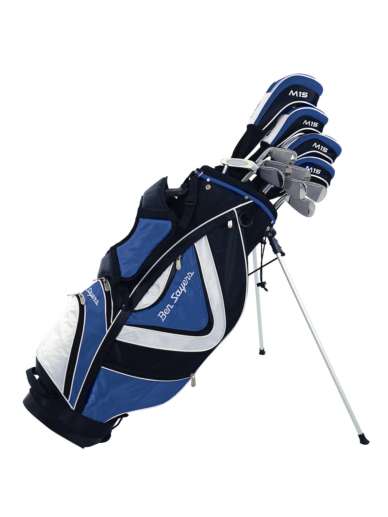 Ben Sayers M15 Golf Package Set with Stand Bag - Long